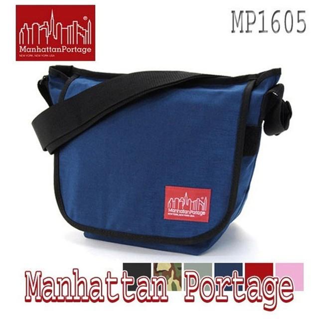 manhattan portage マンハッタンポーテージ メッセンジャーバッグ 1605