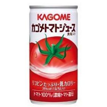 (まとめ)カゴメトマトジュース 190g缶 30本入