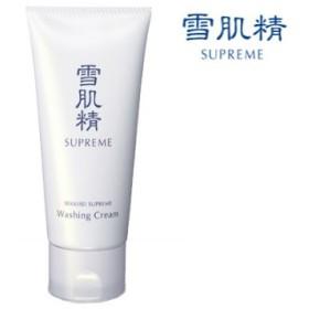 洗顔クリーム 140g コーセー 雪肌精 シュープレム - 定形外送料無料 -