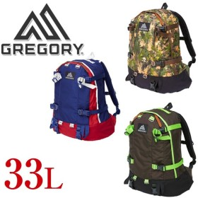 GREGORY グレゴリー DAY AND A HALF リュックサック 33L