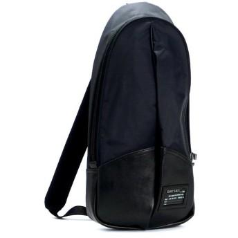 ディーゼル diesel バッグ 斜めがけ processor x01678 back b backpack black/anthracite bk