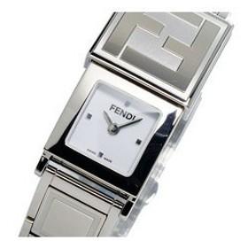 フェンディ fendi シークレット secret クォーツ レディース 腕時計 f545240-5450l