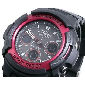 カシオ Gショック 電波 ソーラー 腕時計 マルチバンド5 AWG101F-4A