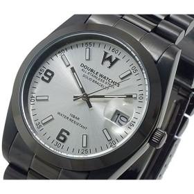 ダブルウォッチーズ DOUBLE WATCHES クオーツ メンズ 腕時計 DSC832352