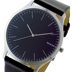 スカーゲン SKAGEN JORN クオーツ メンズ 腕時計 SKW6329 ブラック
