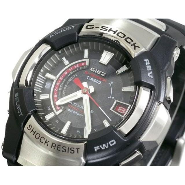 カシオ Gショック マルチバンド6 電波 ソーラー 腕時計 GS-1200-1AJF