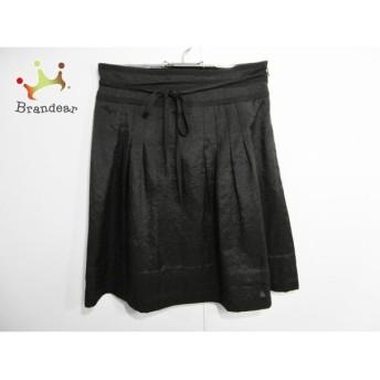 アプワイザーリッシェ Apuweiser-riche スカート サイズ2 M レディース 美品 黒 スペシャル特価 20190325