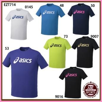 【アシックス】ビッグロゴTシャツ 半袖Tシャツ/スポーツウェア/Tシャツ/asics (EZT714)