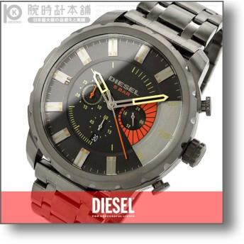 ディーゼル DIESEL ストロングホールド クロノグラフ メンズ 腕時計 DZ4348