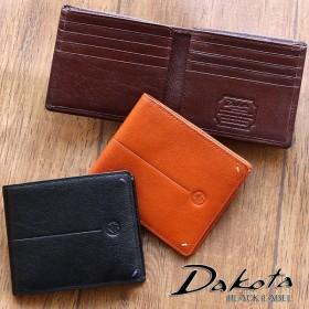 ダコタ Dakota ブラックレーベル BLACK LABEL マッテオ 二つ折り財布 625601 プレゼント 女性 男性