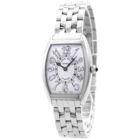 フランクミュラー FRANCKMULLER   レディース 腕時計 1752 QZ 銀RE ブレス