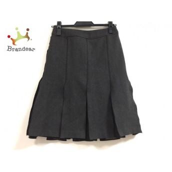 ジユウク 自由区/jiyuku スカート サイズ36 S レディース 美品 ダークブラウン             スペシャル特価 20200229