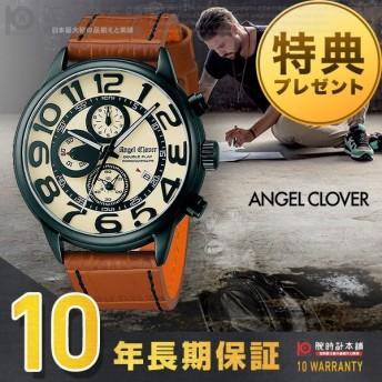 エンジェルクローバー AngelClover   メンズ 腕時計 DP44BSB-LB