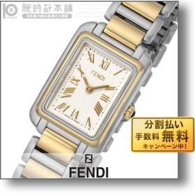 フェンディ FENDI クラシコレクタンギュラー  レディース 腕時計 F703124000