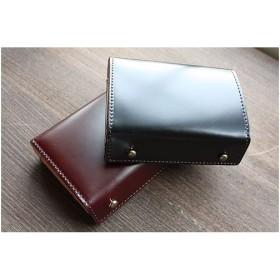 エムピウ ミッフォリエ2 コードバン 折り財布 ウォレット 25mf-cdv プレゼント 女性 男性