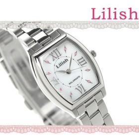 シチズン Q&Q リリッシュ ソーラー レディース H041-900 腕時計