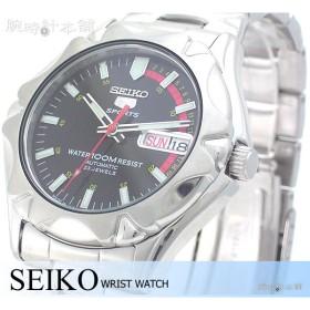 セイコー5 逆輸入モデル SEIKO5 セイコーファイブ SEIKO 5スポーツ 100m防水  メンズ 腕時計 SNZ449J1