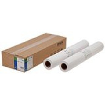 送料無料!セイコーエプソン MAXART用 普通紙ロール[薄手]/約594mm幅×50m(2本入り)/A1サイズ EPPP64A1