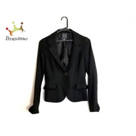 シンシアローリー CYNTHIA ROWLEY ジャケット サイズ2 S レディース 黒 リボン                 スペシャル特価 20190602