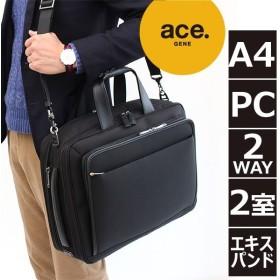 エースジーン セール 新作エースジーン ACEGENE/EVL-3.0 59524 エース ジーンレーベル ビジネスバッグ B4対応 2WAY プレゼント 女性 男性