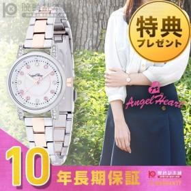すぐ使える当店8%割引クーポン付き エンジェルハート 腕時計 トゥインクルハート TB26RSW レディース