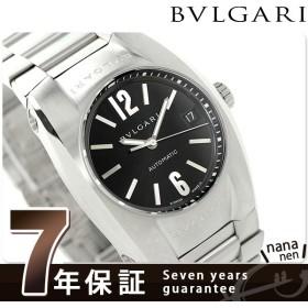 ブルガリ BVLGARI エルゴン 35mm 自動巻き 腕時計 EG35BSSD