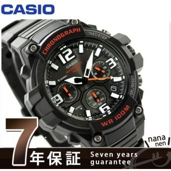 カシオ 海外モデル クロノグラフ メンズ 腕時計 MCW-100H-1AVCF