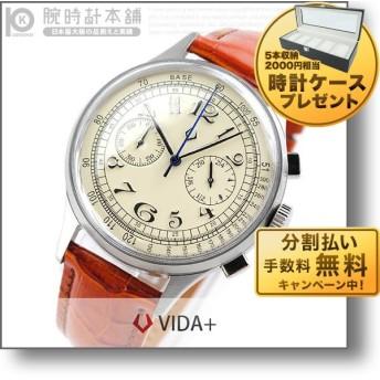 ヴィーダプラス VIDA+ クロノグラフシュヴァリエ  メンズ 腕時計 40218