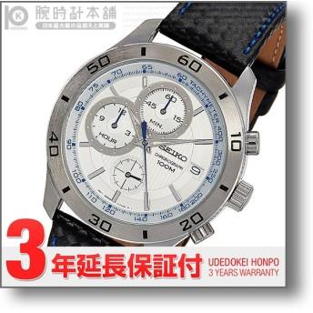 セイコー 逆輸入モデル クロノグラフ  SEIKO CHRONOGRAPH   メンズ 腕時計 SSB191P1