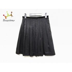 ジャスグリッティー JUSGLITTY スカート サイズ2 M レディース 黒                 スペシャル特価 20190814