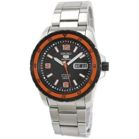 セイコー5 逆輸入モデル SEIKO5 セイコーファイブ SEIKO 100m防水 機械式 自動巻き  メンズ 腕時計 SNZG73K1