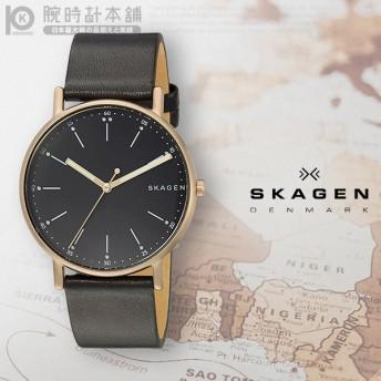 スカーゲン SKAGEN シグネチャー メンズ 腕時計 SKW6401