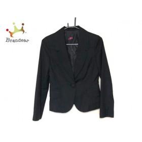 レイビームス RAY BEAMS ジャケット サイズ1 S レディース 美品 黒             スペシャル特価 20190820