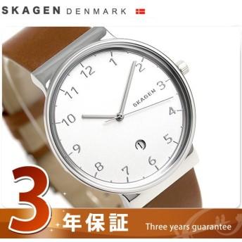スカーゲン 腕時計 アンカー クオーツ メンズ SKW6292 SKAGEN 時計