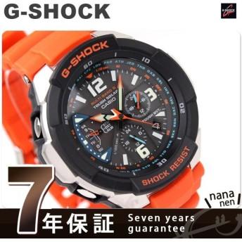 今なら+5倍でポイント最大17倍! G-SHOCK Gショック スカイコックピット 電波ソーラー GW-3000M-4AER SKY COCKPIT カシオ ジーショック G-ショック g-shock