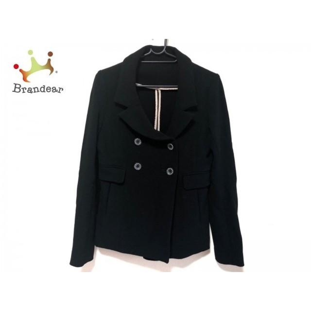 ダブルスタンダードクロージング DOUBLE STANDARD CLOTHING コート レディース 黒 春・秋物         スペシャル特価 20190129