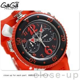 ガガミラノ クロノ スポーツ 45MM スイス製 メンズ 7010.05 GaGa MILANO 腕時計