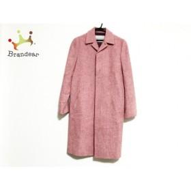 マサキマツシマ MASAKI MATSUSHIMA コート サイズ2 M レディース 美品 ピンク 冬物           スペシャル特価 20190222