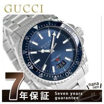 グッチ ダイヴ クオーツ メンズ 腕時計 YA136311 GUCCI