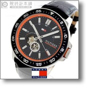 【店内最大30倍!6日まで】 トミーヒルフィガー TOMMYHILFIGER   メンズ 腕時計 1791055