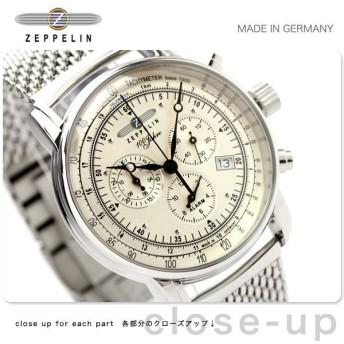 今ならさらに+14倍でポイント最大24倍 ツェッペリン メンズ 腕時計 100周年 記念モデル 7680M-1 Zeppelin