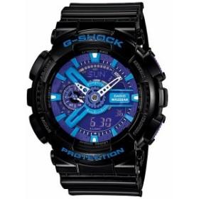 CASIO カシオ ブランド G-SHOCK Gショック ジーショック メンズ アナログ デジタル デジアナ 腕時計 ga-110hc-1a 【激安】【SALE】