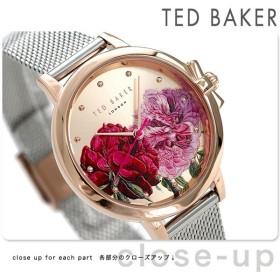 今ならポイント最大17倍 テッドベーカー レディース 腕時計 花柄 ピンクゴールド TE50267010 TED BAKER ルース 38mm