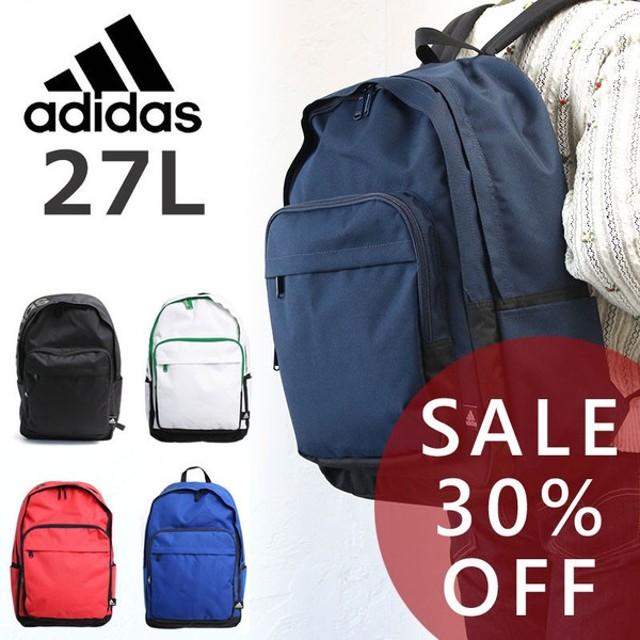 セール アディダス デイパック リュックサック 27L B4サイズ ロキ2  55054 adidas メンズ レディース 通学 リュック アウトドア エース 正規品