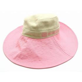 a6bbef058205 (アパレル)CHANEL シャネル スポーツライン ココマーク ハット 帽子 コットンキャンバス コットン100%