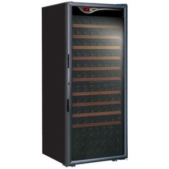 ワインセラー ユーロカーブ エッセンシャルシリーズ V166C-PTHF ガラス扉 収納本数 151本