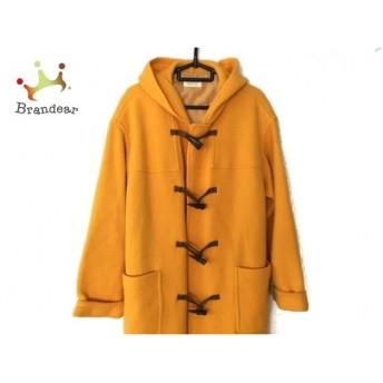 ブラーミン BRAHMIN ダッフルコート レディース オレンジ ロング丈/冬物 スペシャル特価 20190602