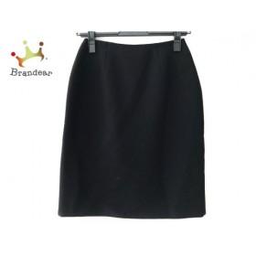 ハロッズ HARRODS スカート サイズ1 S レディース 美品 黒              値下げ 20191016