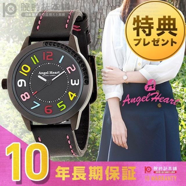 エンジェルハート AngelHeart 限定モデル  レディース 腕時計 BK37BBRB-BK
