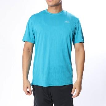 ティゴラ TIGORA メンズ 陸上/ランニング 半袖Tシャツ TR3R1508TSウ